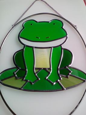 atuさん 二匹目の蛙.jpg
